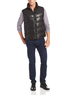 Kenneth Cole New York Men's Camo Vest