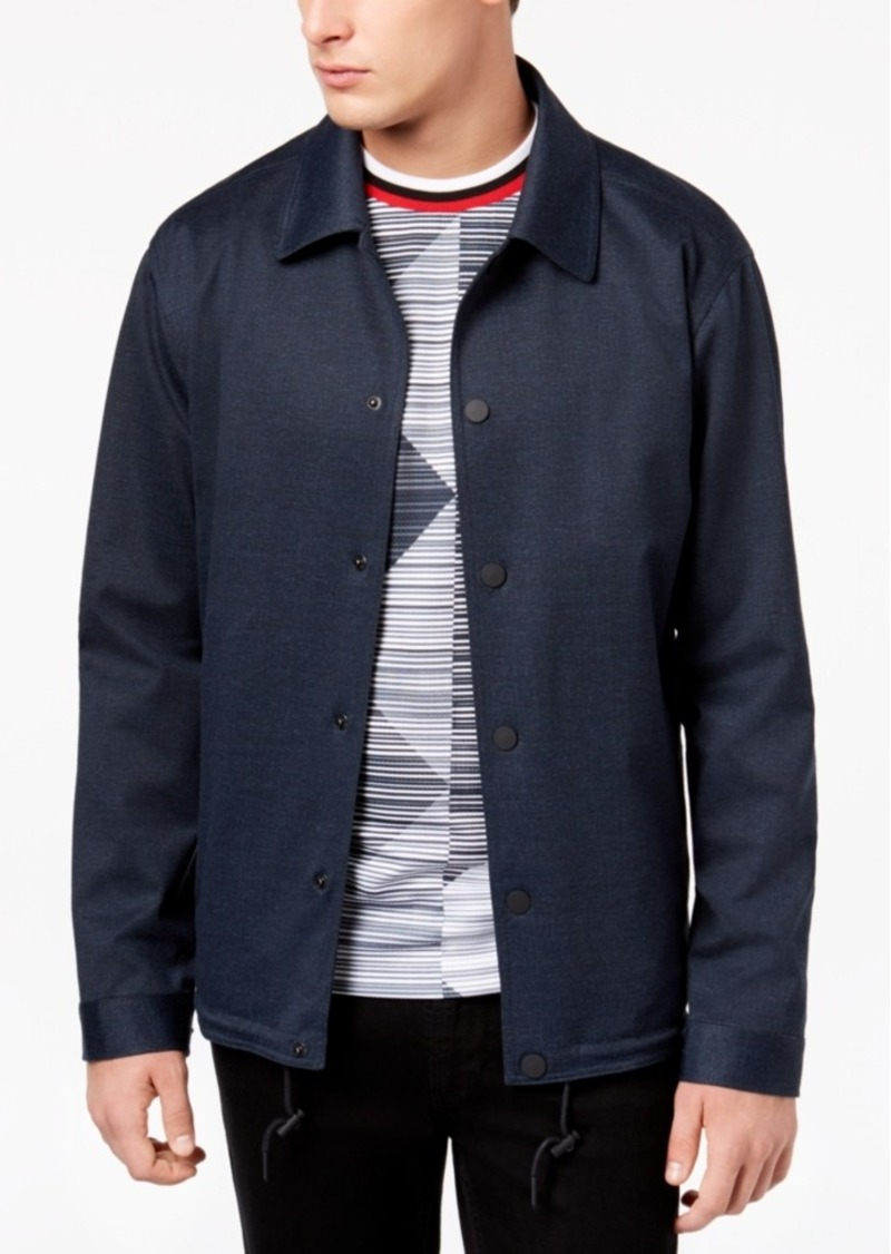 50884479 On Sale today! Kenneth Cole Kenneth Cole New York Men's Coaches Jacket