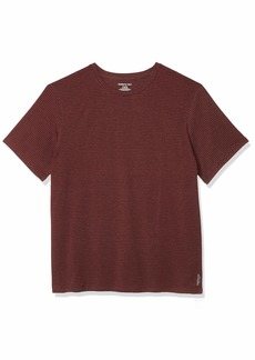 Kenneth Cole New York Men's Cotton Crew Neck T-Shirt  S