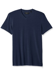 Kenneth Cole New York Men's Cotton Spandex V-Neck