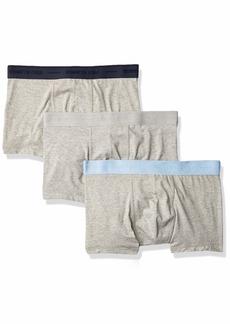 Kenneth Cole New York Men's Cotton Trunk Underwear Multipack  L