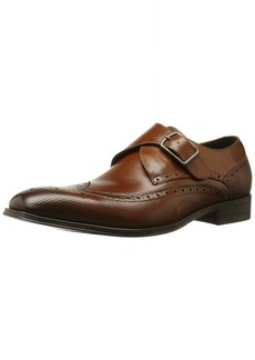 Kenneth Cole New York Men's DESIGN 10384 Shoe cognac  M US
