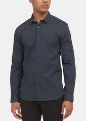 Kenneth Cole New York Men's Dot-Print Shirt