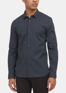 Kenneth Cole New York Men's Dot-Print Shirt