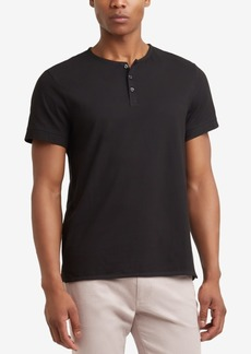 Kenneth Cole Men's Dressy Henley