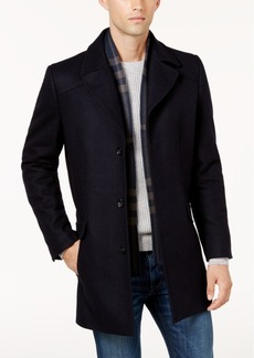 Kenneth Cole New York Men's Earle Slim-Fit Overcoat
