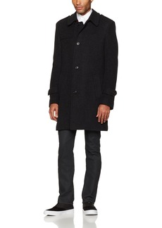 Kenneth Cole New York Men's Ember Top Coat  R