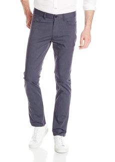 Kenneth Cole New York Men's Five-Pocket Slim-Fit Pant  34/32