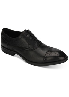 Kenneth Cole New York Men's Futurepod Medallion Oxfords Men's Shoes