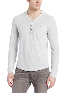 Kenneth Cole New York Men's Henley Shirt