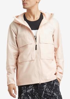 Kenneth Cole Men's Hooded Windbreaker Jacket