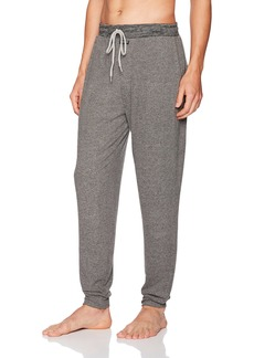 Kenneth Cole New York en's Jogger Pant with Pin Stripe Waistband