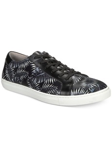 Kenneth Cole New York Men's Kam Palm Leaf Sneakers Men's Shoes