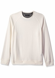 Kenneth Cole New York Men's Long Sleeve Crew Neck Sweater  XX-Large