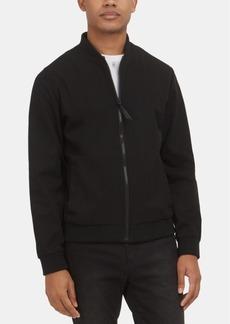 Kenneth Cole New York Men's Mesh Bomber Jacket