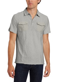 Kenneth Cole New York Men's Military Polo