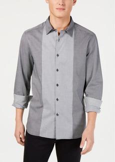 Kenneth Cole New York Men's Mini-Check Shirt