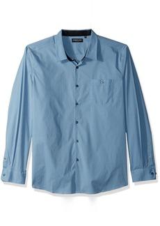 Kenneth Cole New York Men's Modern Stripe Shirt