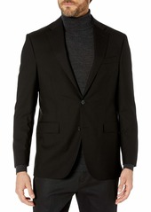 Kenneth Cole New York Men's Performance Stretch Wool Suit Separates - Custom Top and Bottom Size Selection  L