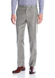 Kenneth Cole New York Men's Performance Wool Suit Separate (Blazer and Pant) Grey 38W x 30L