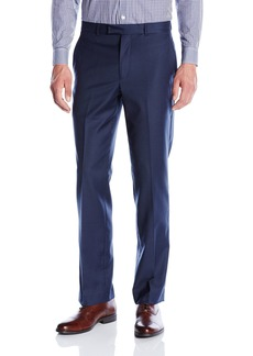 Kenneth Cole New York Men's Performance Wool Suit Separate (Blazer and Pant) Blue 30W x 30L