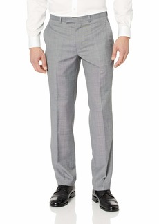 Kenneth Cole New York Men's Performance Wool Suit Separate Pant (Blazer and Pant)  30W x 30L