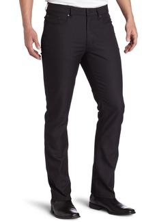 Kenneth Cole New York Men's Pinstripe Five Pocket Pant  36x32