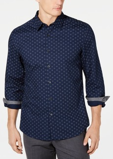 Kenneth Cole New York Men's Printed Shirt