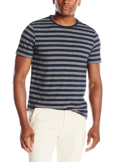 Kenneth Cole New York Men's Prntd NEP Crew