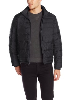 Kenneth Cole New York Men's Puffer Down Jacket