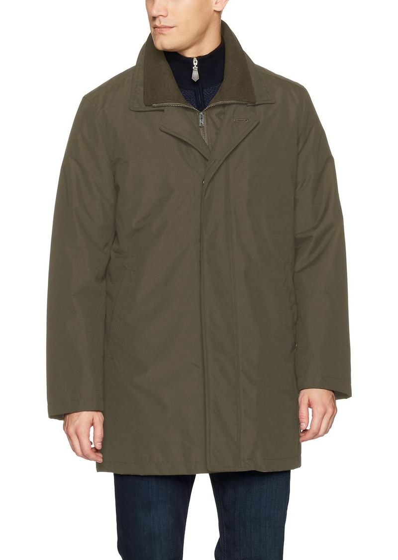 be3f7984ea6 Kenneth Cole Kenneth Cole New York Men s Radford Top Coat with Wool ...