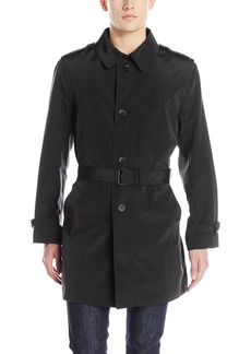 Kenneth Cole New York Men's Rado Belted Trench Coat
