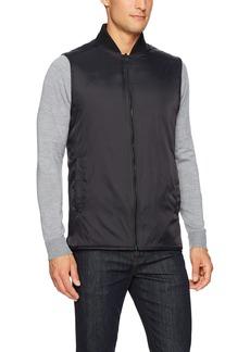 Kenneth Cole New York Men's Reversible Knit/Nylon Vest