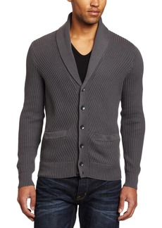 Kenneth Cole New York Men's Shawl Cardigan Sweater