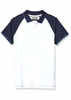 Kenneth Cole New York Men's Short Sleeve Polo