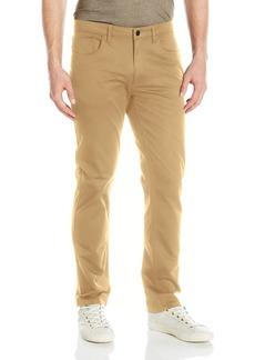 Kenneth Cole New York Men's Slim Five Pocket Sateen Pant  31W x 30L