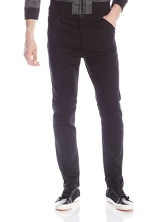 Kenneth Cole New York Men's Slim Moto Knit 5 Pocket Pant  33/30