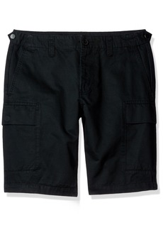 Kenneth Cole New York Men's Slub Twill Cargo Short