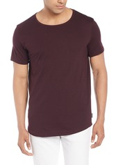 Kenneth Cole New York Men's Ss Striped Crew