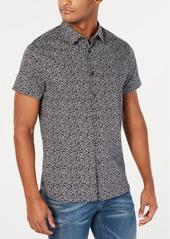 Kenneth Cole New York Men's Star-Print Shirt
