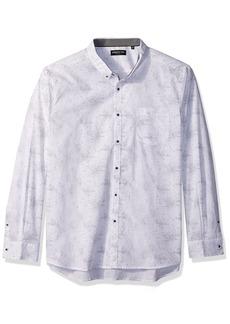 Kenneth Cole New York Men's Stars Print Shirt