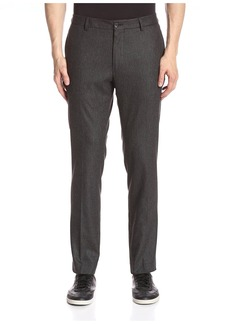 Kenneth Cole New York Men's Stripe Flat-Front Pant  36x34