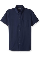 Kenneth Cole New York Men's Techy Shirt Front
