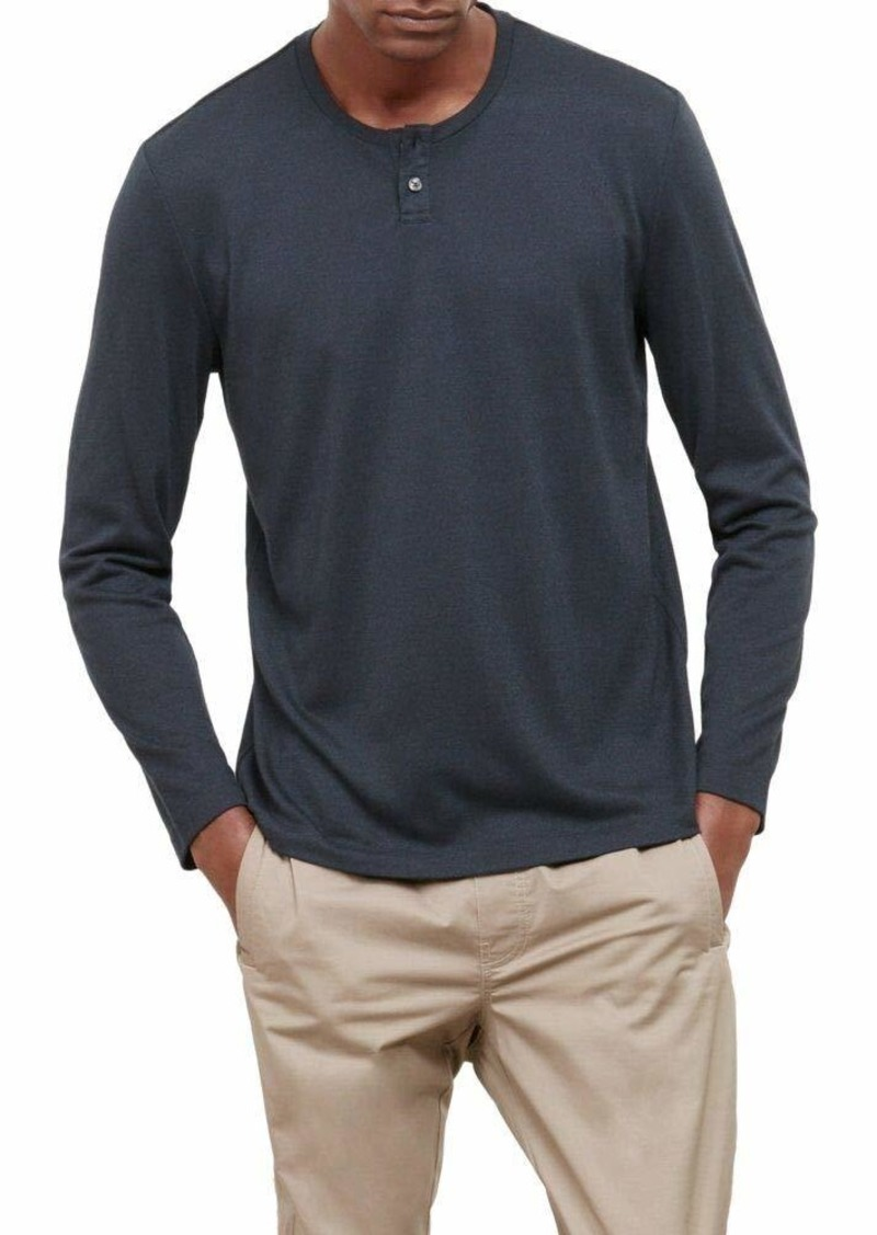 Kenneth Cole New York Men's Techy Thermal Henley