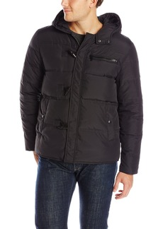 Kenneth Cole New York Men's Toggle Down Jacket