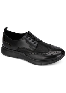 Kenneth Cole New York Men's Trent Dress Casual Wingtip Oxfords Men's Shoes