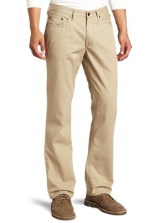 Kenneth Cole New York Men's Twill 5 Pocket Pant  36x30