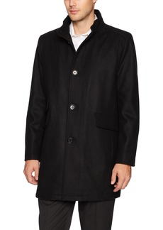 Kenneth Cole New York Men's Twill Wool Walker Jacket