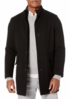 Kenneth Cole New York Men's Water Resistant Wool Jacket