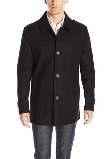 Kenneth Cole New York Men's Wool Car Coat